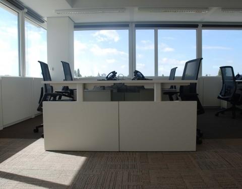Interieur hoofdkantoor IntecSEA Delft
