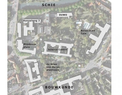 Klimaat-adaptatie Delft