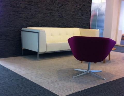 Interieur hoofdkantoor S.S.T. Amsterdam