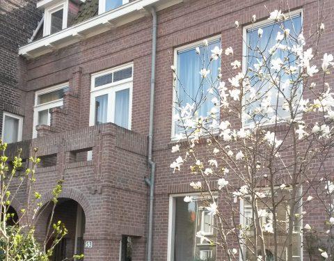 Uitbreiding woonhuis Juliana Rotterdam